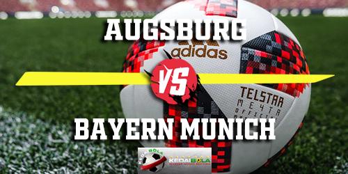 Prediksi Augsburg vs Bayern Munich 16 Februari 2019