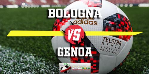 Prediksi Bologna vs Genoa 10 Februari 2019