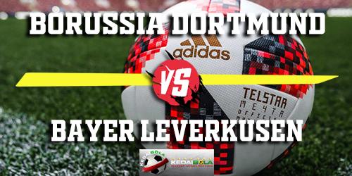 Prediksi Borussia Dortmund vs Bayer Leverkusen 25 Februari 2019