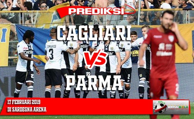 Prediksi Cagliari vs Parma 17 Februari 2019