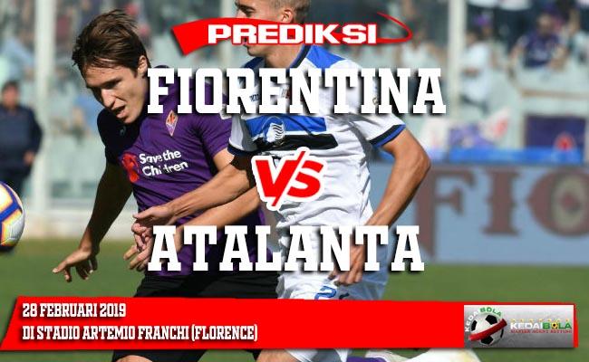 Prediksi Fiorentina vs Atalanta 28 Februari 2019