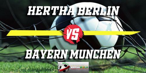 Prediksi Hertha Berlin vs Bayern Munchen 7 Februari 2019