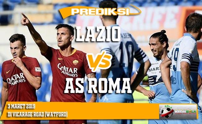 Prediksi Lazio vs AS Roma 3 Maret 2019