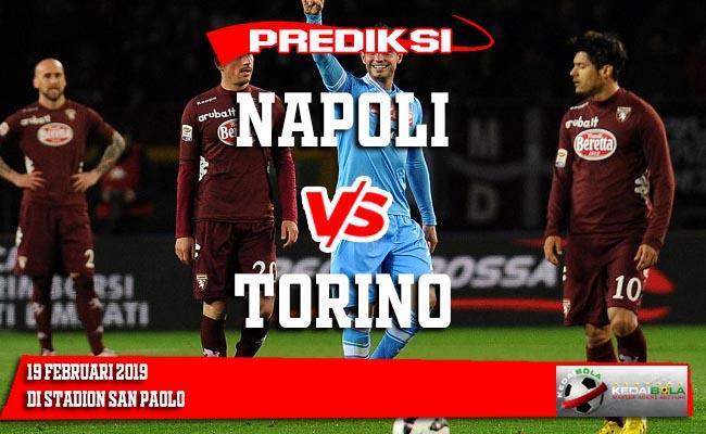 Prediksi Napoli vs Torino 19 Februari 2019