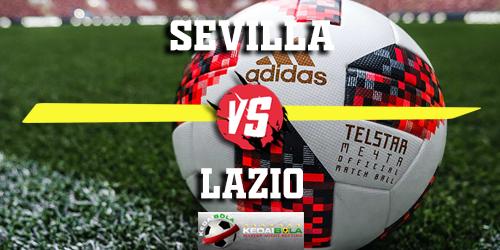 Prediksi Sevilla vs Lazio 21 Februari 2019