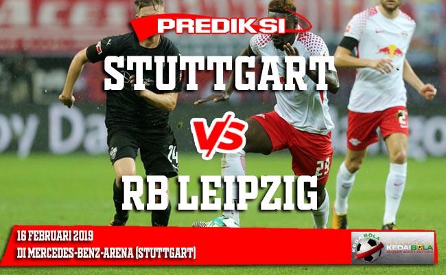 Prediksi Stuttgart vs RB Leipzig 16 Februari 2019
