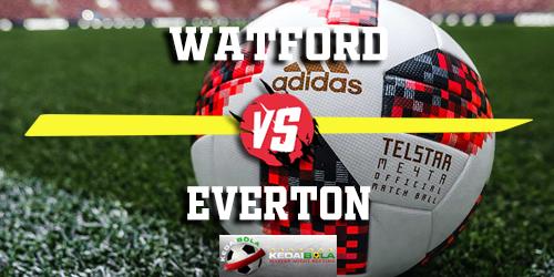Prediksi Watford vs Everton 9 Februari 2019