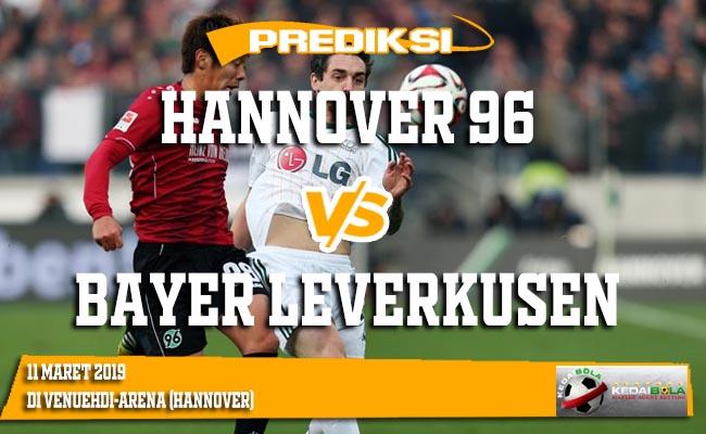 Prediksi Hannover 96 vs Bayer Leverkusen 11 Maret 2019