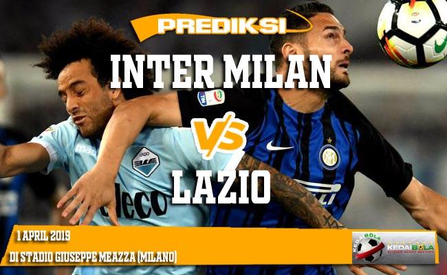 Prediksi Inter Milan vs Lazio 1 April 2019