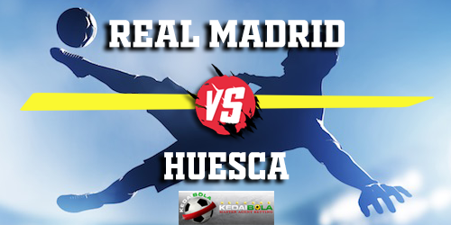 Prediksi Real Madrid vs Huesca 1 April 2019