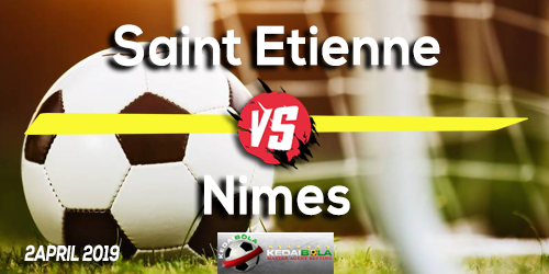 Prediksi Saint Etienne vs Nimes 2 April 2019