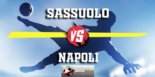 Prediksi Sassuolo vs Napoli 11 Maret 2019