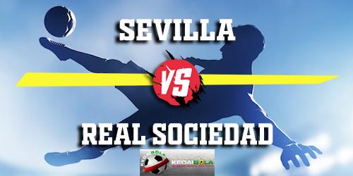 Prediksi Sevilla vs Real Sociedad 11 Maret 2019