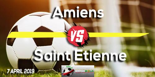 Prediksi Amiens vs Saint Etienne 7 April 2019
