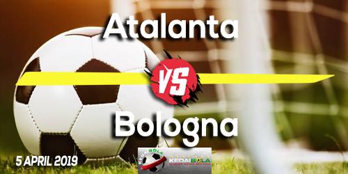Prediksi Atalanta vs Bologna 5 April 2019