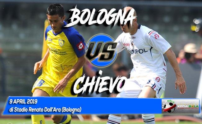 Prediksi Bologna vs Chievo 9 April 2019
