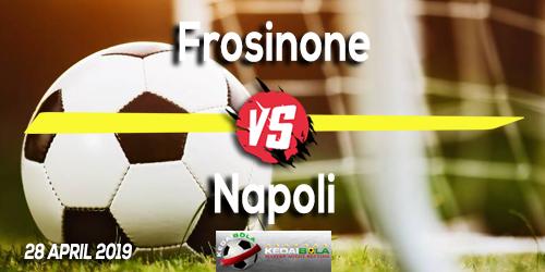 Prediksi Frosinone vs Napoli 28 April 2019