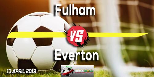 Prediksi Fulham vs Everton 13 April 2019