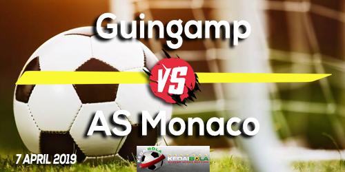 Prediksi Guingamp vs AS Monaco 7 April 2019