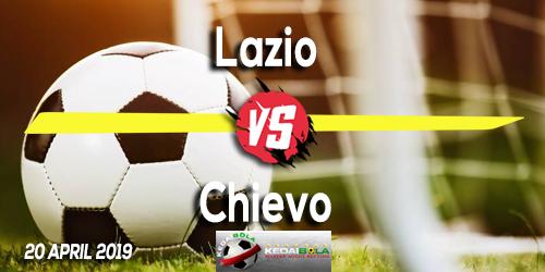 Prediksi Lazio vs Chievo 20 April 2019