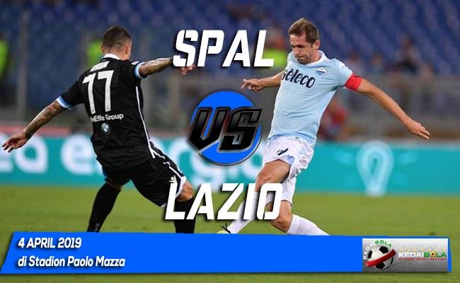 Prediksi SPAL vs Lazio 4 April 2019
