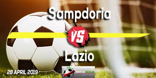 Prediksi Sampdoria vs Lazio 28 April 2019