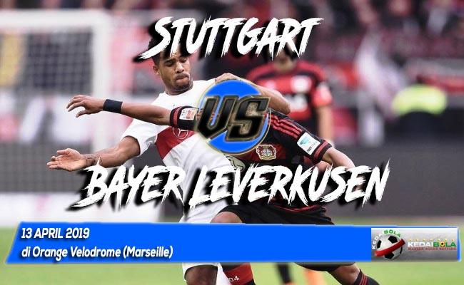 Prediksi Stuttgart vs Bayer Leverkusen 13 April 2019