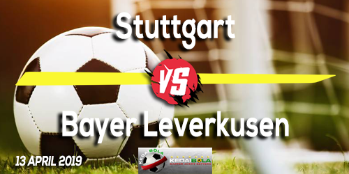 Prediksi Stuttgart vs Bayer Leverkusen 13 April 2019