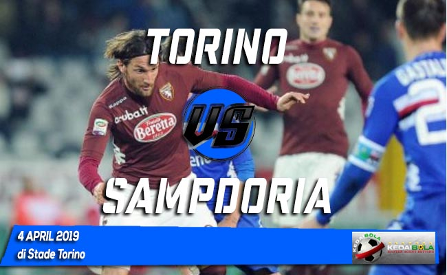 Prediksi Torino vs Sampdoria 4 April 2019