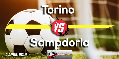 Prediksi Torino vs Sampdoria 4 April 2019