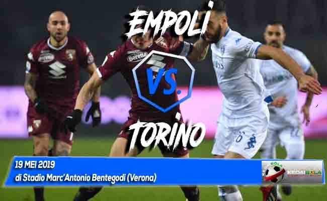 Prediksi Empoli vs Torino 19 Mei 2019