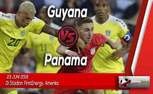 Prediksi Guyana vs Panama 23 Juni 2019