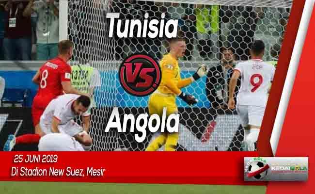Prediksi Tunisia vs Angola 25 Juni 2019