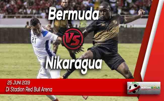 Prediksi Bermuda vs Nikaragua 25 Juni 2019