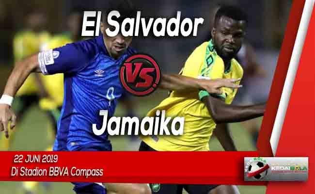 Prediksi El Salvador vs Jamaika 22 Juni 2019