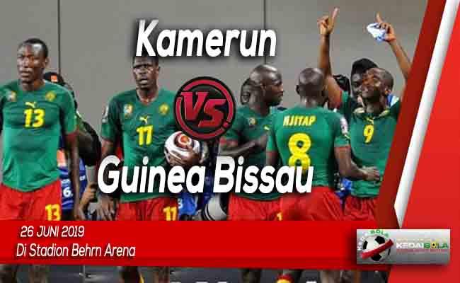 Prediksi Kamerun vs Guinea Bissau 26 Juni 2019