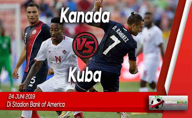 Prediksi Kanada vs Kuba 24 Juni 2019