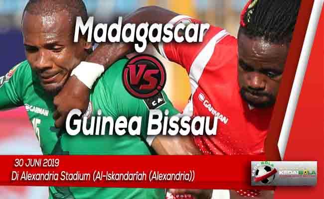 Prediksi Madagascar vs Nigeria 30 Juni 2019