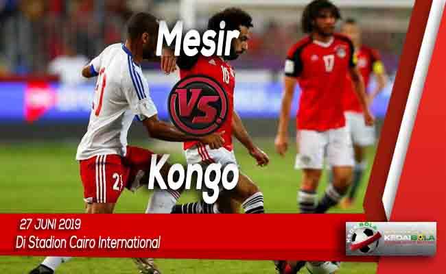 Prediksi Mesir vs Kongo 27 Juni 2019