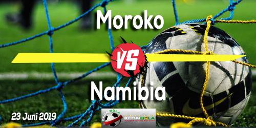 Prediksi Moroko vs Namibia 23 Juni 2019