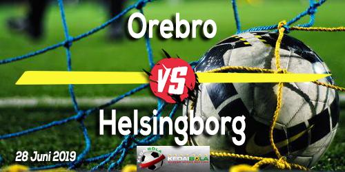 Prediksi Orebro vs Helsingborg 28 Juni 2019