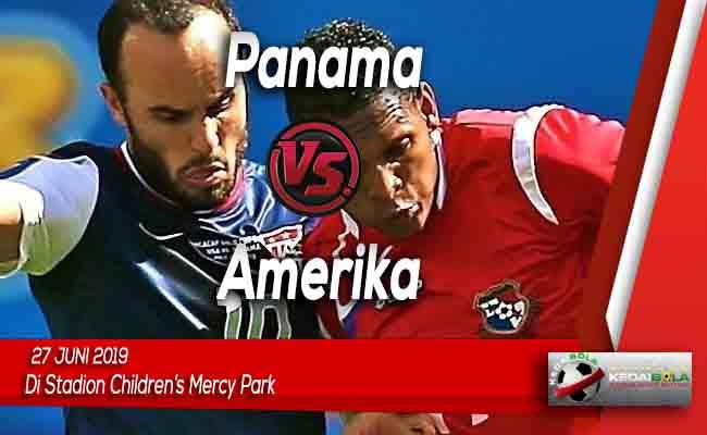 Prediksi Panama vs Amerika 27 Juni 2019