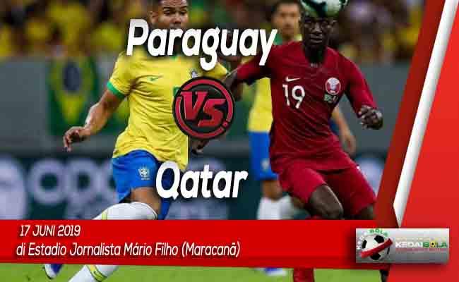 Prediksi Paraguay vs Qatar 17 Juni 2019