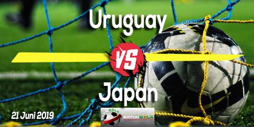 Prediksi Uruguay vs Japan 21 Juni 2019