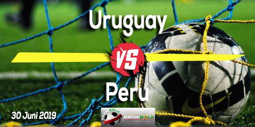 Prediksi Uruguay vs Peru 30 Juni 2019