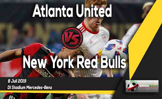Prediksi Atlanta United vs New York Red Bulls 8 Juli 2019