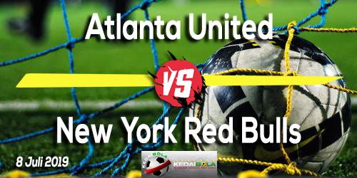 Prediksi Atlanta United vs New York Red Bulls 8 Juli 2019