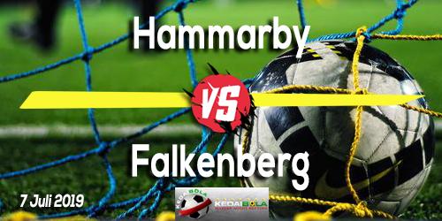 Prediksi Hammarby vs Falkenberg 7 Juli 2019