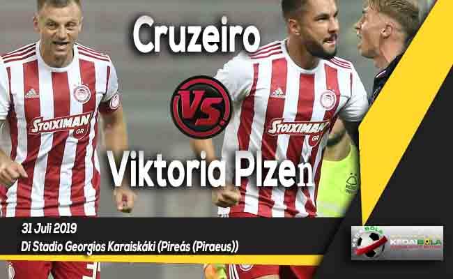 Prediksi Olympiakos Piraeus vs Viktoria Plzeň 31 Juli 2019