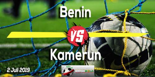 Prediksi Benin vs Kamerun 2 Juli 2019